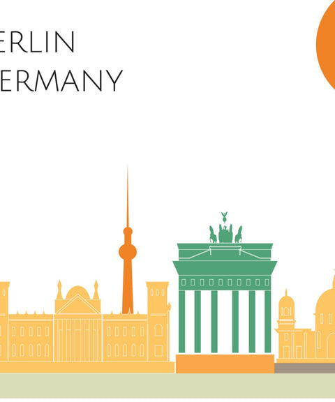 Berlin Cityscape - ParMar Media - 2