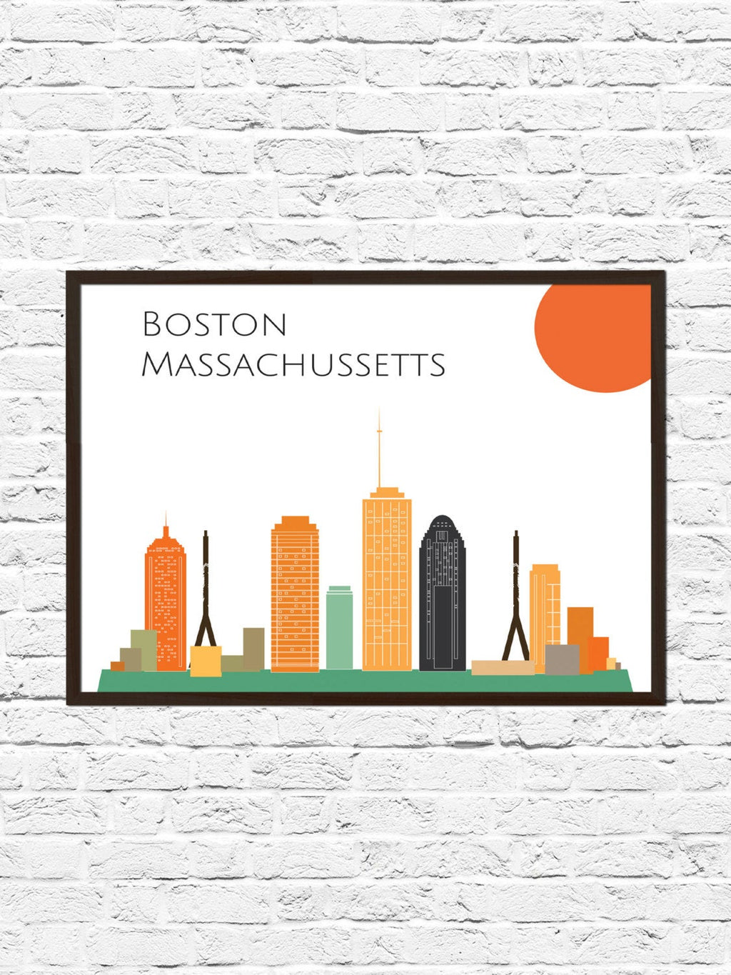 Boston Skyline - ParMar Media