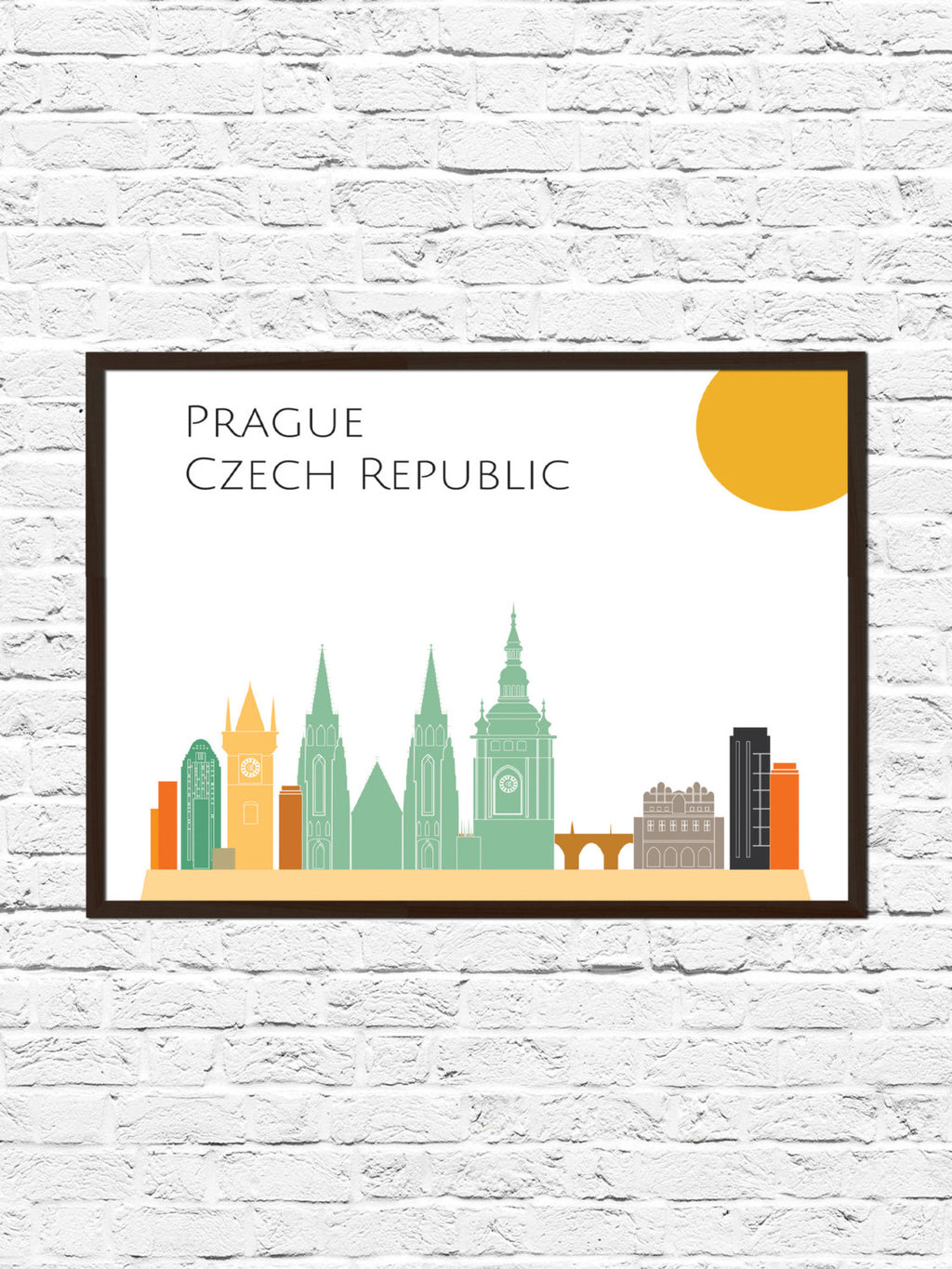 Prague Cityscape - ParMar Media - 1
