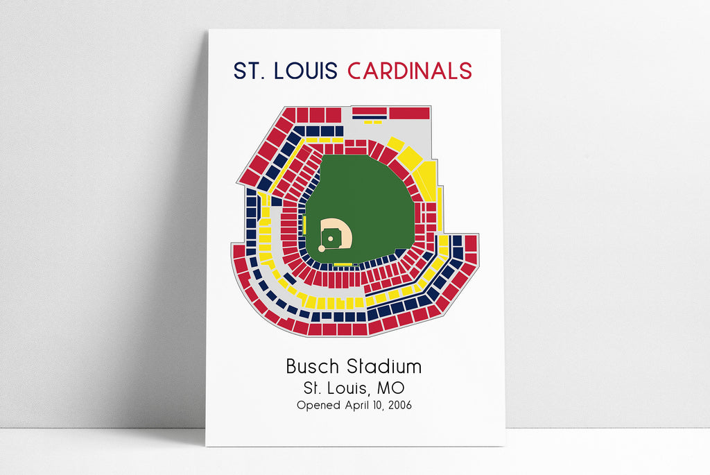 St Louis Cardinals 11x14