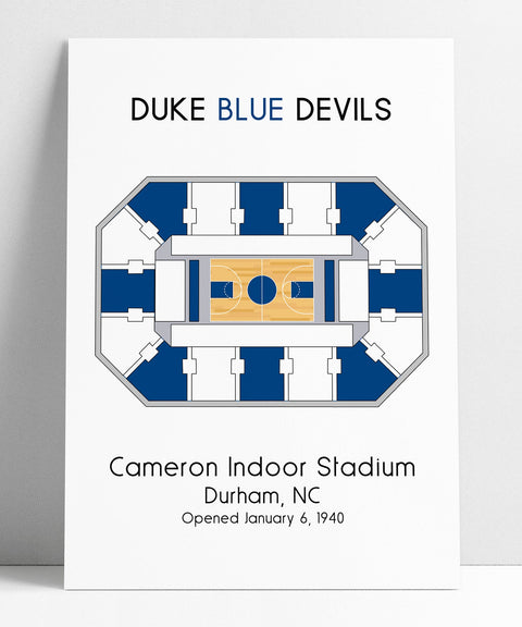 Duke, Cameron Indoor Stadium