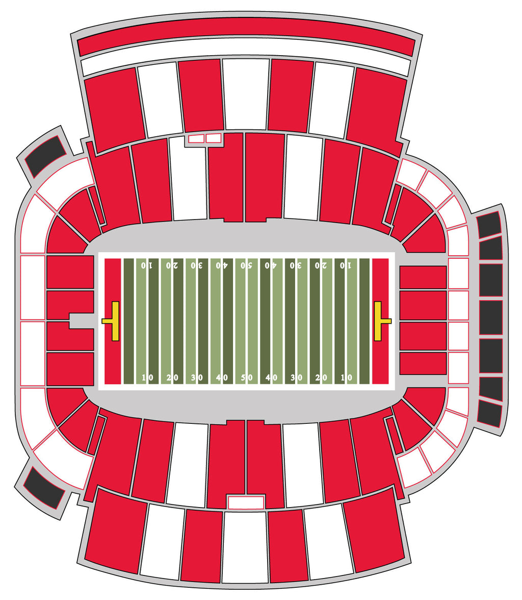 Carter-Finley Stadium, NC State, Wolfpack, Football, ncsu, Raleigh, NC, Carter-Finley, Carter Finely, Wolfpack Football, nc state football