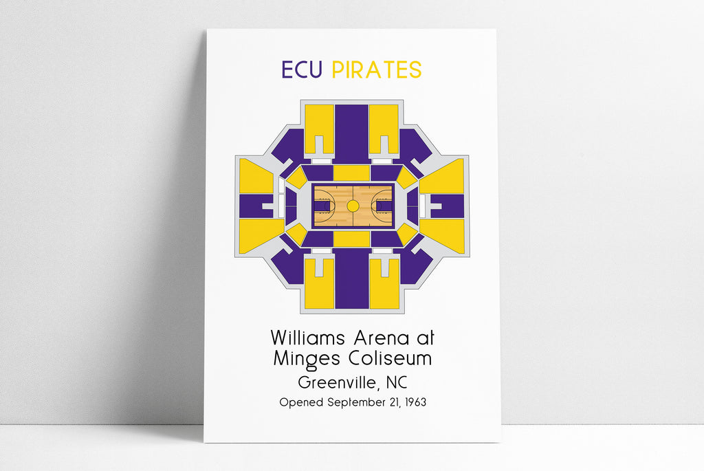 ECU, East Carolina, Basketball, Williams Arena at Minges Coliseum, Greenville NC, Greenville, Minges Coliseum, Williams Arena, ecu pirates