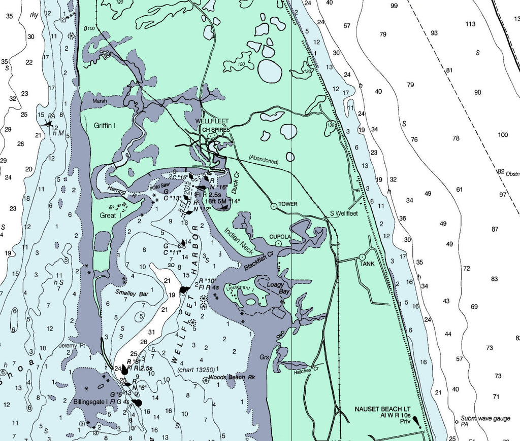 Cape Cod Map Art - ParMar Media - 3