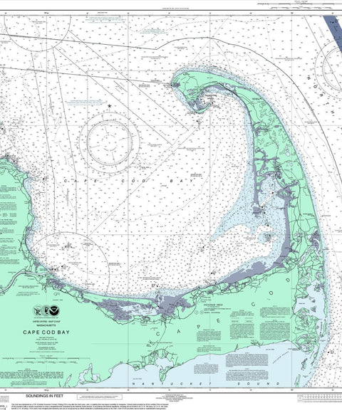 Cape Cod Map Art - ParMar Media - 2