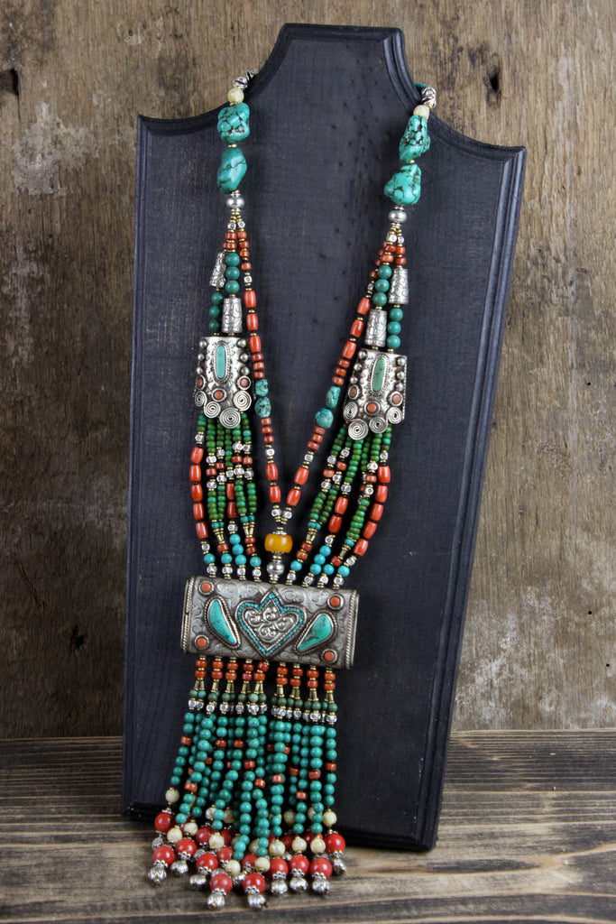 Vibrant State of Mind Necklace