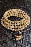 Om Clarity and Kindness Rudraksha Mala