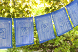 New Medicine Buddha Mantra Prayer Flags