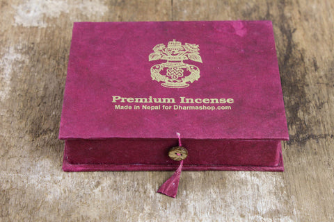 Premium Incense Sample Box