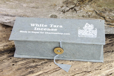 White Tara Meditation Incense