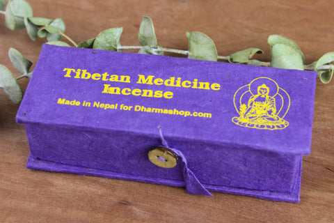 Relaxing Tibetan Medicine Incense