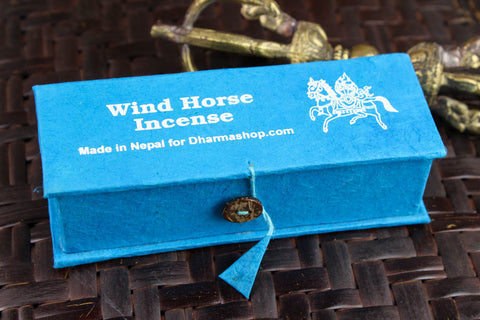 Wind Horse Meditation Incense