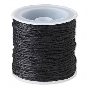 1 meter waxed cord