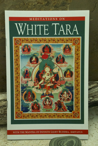 Meditations on White Tara