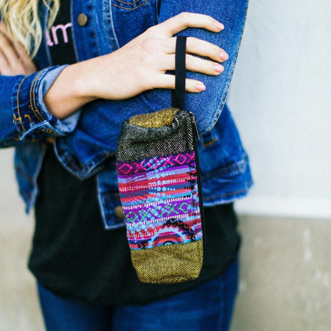 Handcrafted Multicolor Pencil Pouch