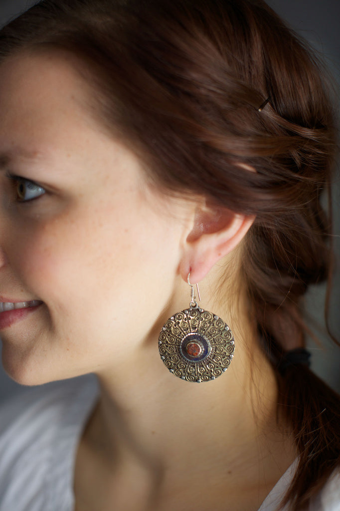 Filigree Special Nepal Earrings