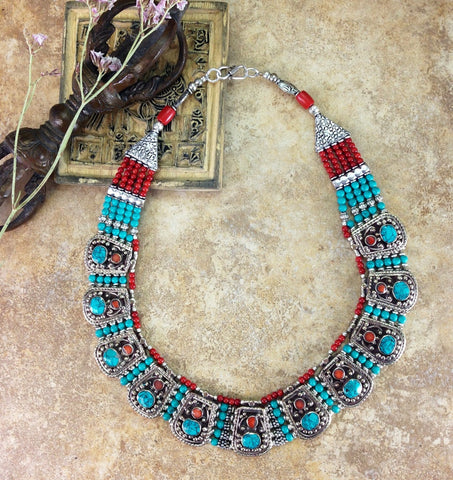 Karma Dolma Magic of Tibet Necklace