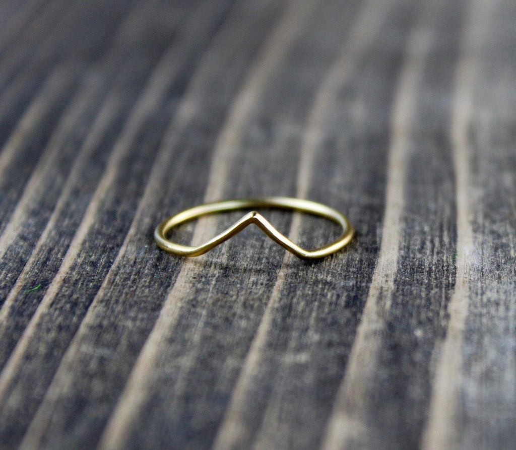 Mountain Rise Ring