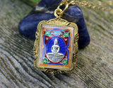 Beautiful Thai Buddha Amulet