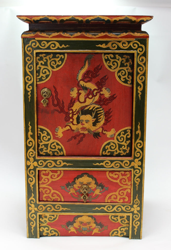 Tara and Dragon Cabinet