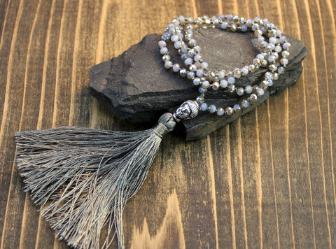 Jewel in the Lotus mala