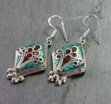 Anuyoga Tibetan Earrings