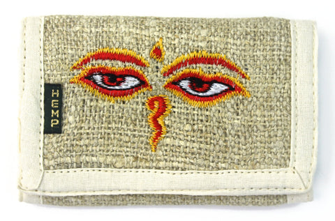 Good Fortune Wise Eyes Wallet