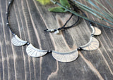 Exquisite Thai Silver Adjustable Length Necklace
