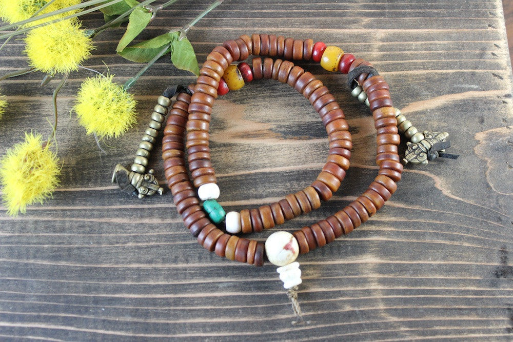 One of a Kind Monk's Mala 3