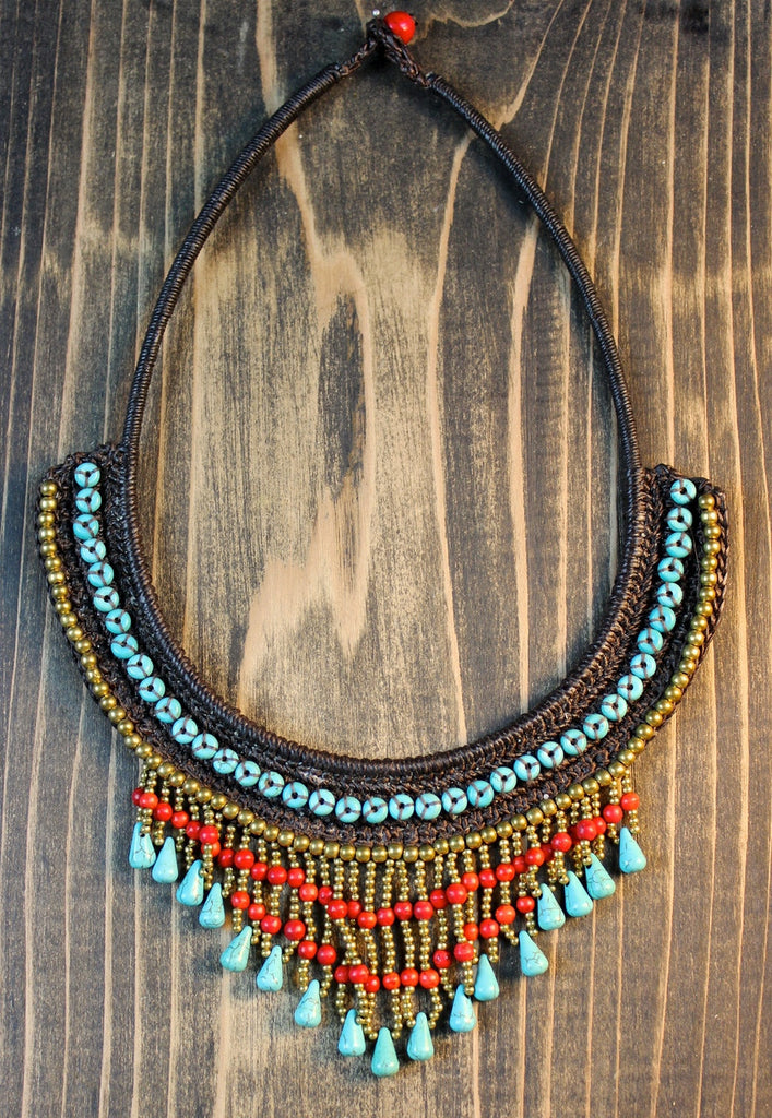 Classic Tibetan Necklace