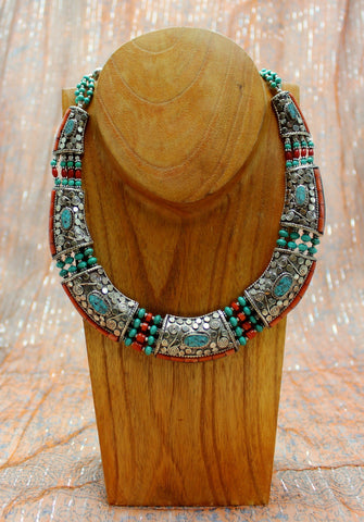 Turquoise Enlightenment Necklace