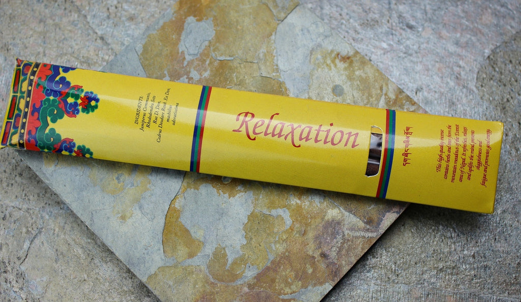 Tibetan Relaxation Pure Land Incense