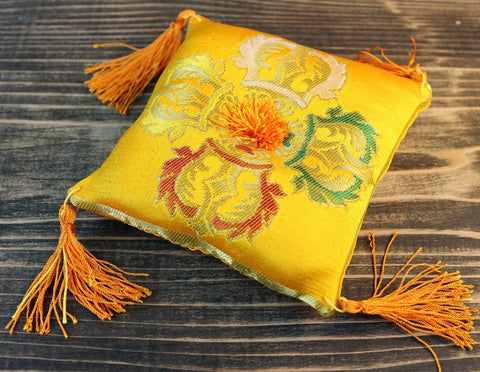 Sunshine Singing Bowl Pillow