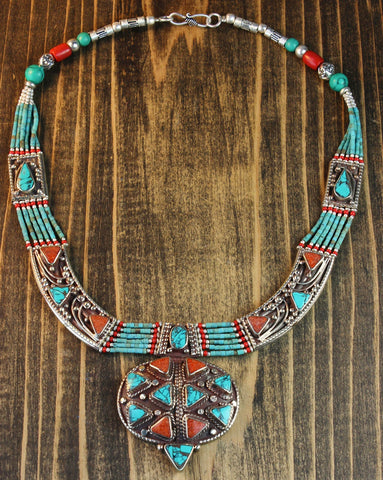 Otherworldly pho-ba Necklace