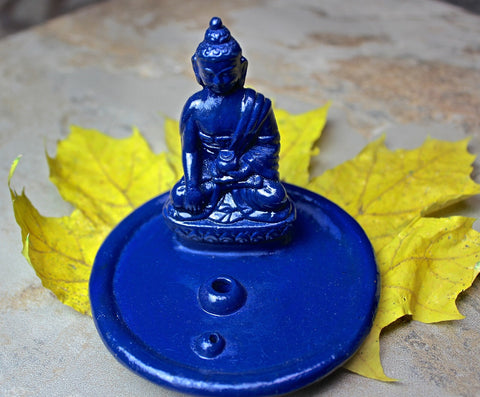 Medicine Buddha Incense Burner