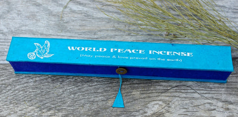 World Peace Incense