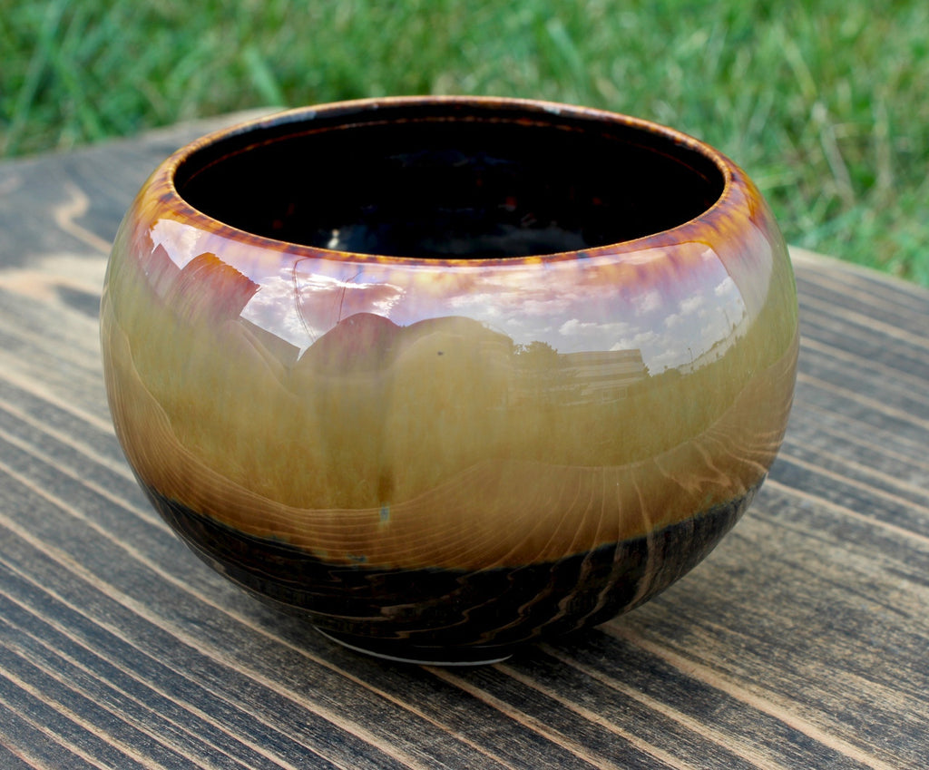 Autumnal Ceramic Burner Bowl