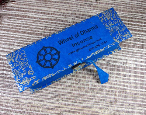 Wheel of Dharma Incense