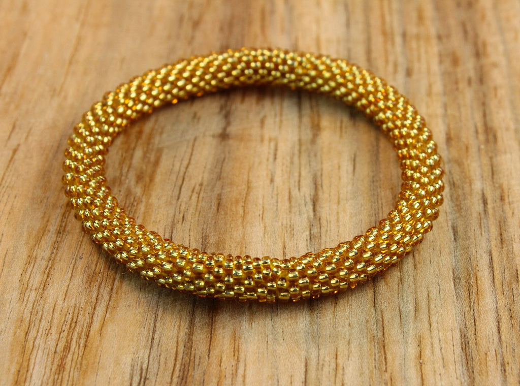 Earthquake Relief Bracelet-Gold