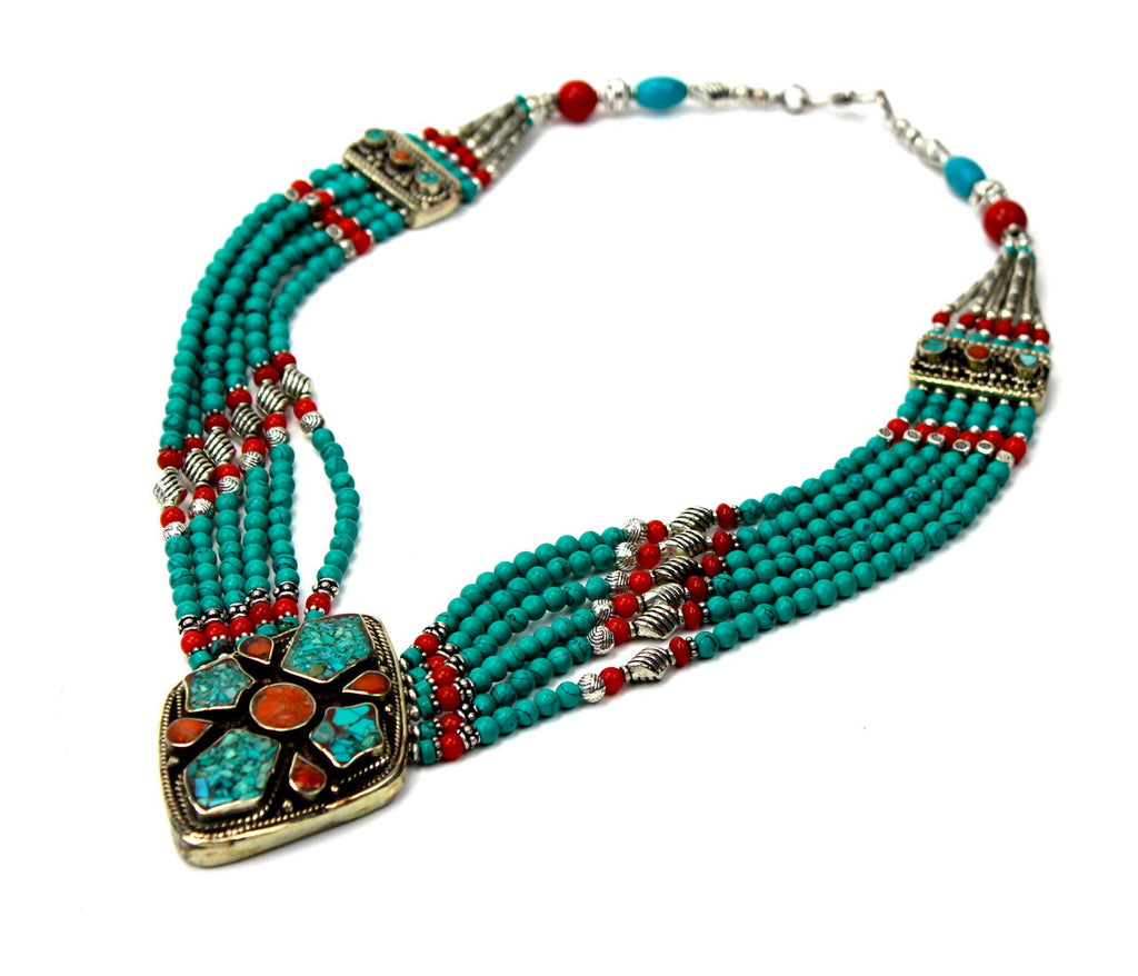Dreams of Tibet Necklace