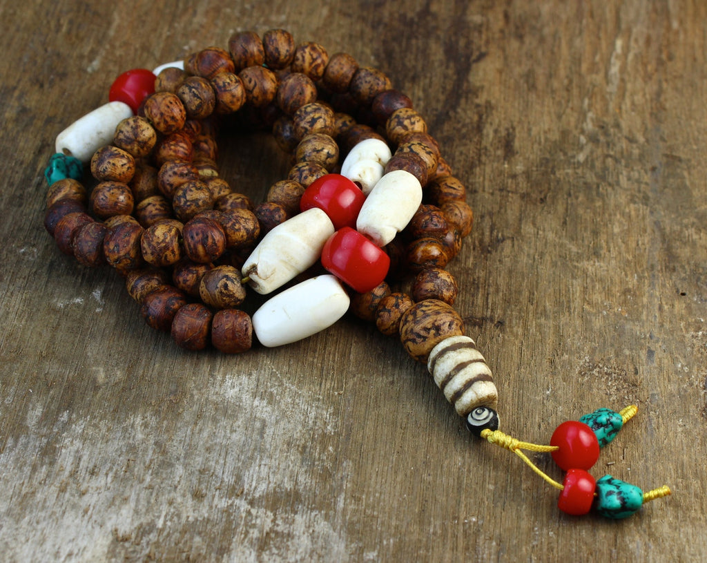 One of a Kind Bodhi Mala