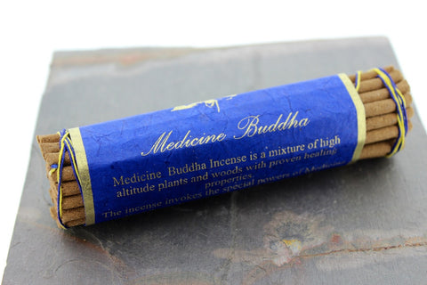 Medicine Buddha Incense from Kopan Nunnery