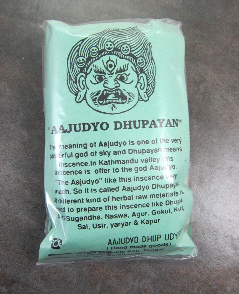 aajudyo Rope Incense