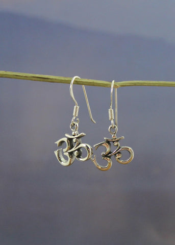 Special Om Earrings