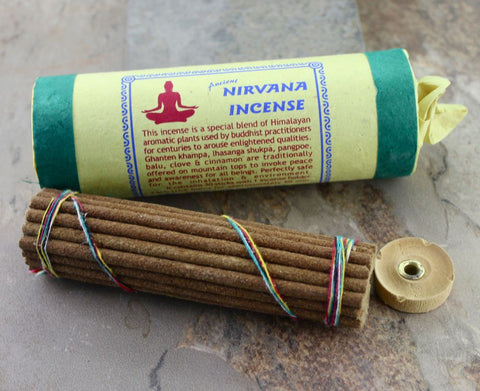 Nirvana Incense Clove and Cinnamon