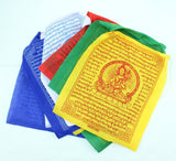 White Tara Prayer Flags Set Of 10