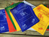 Windhorse Wish Prayer Flags Roll