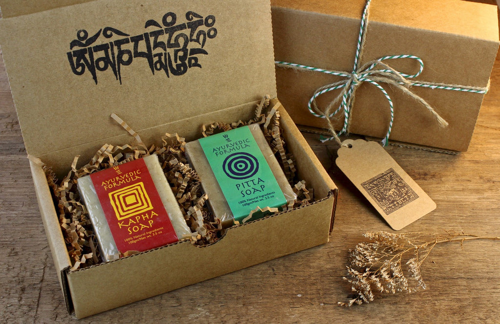 Healing Cleanse Soap Gift Set