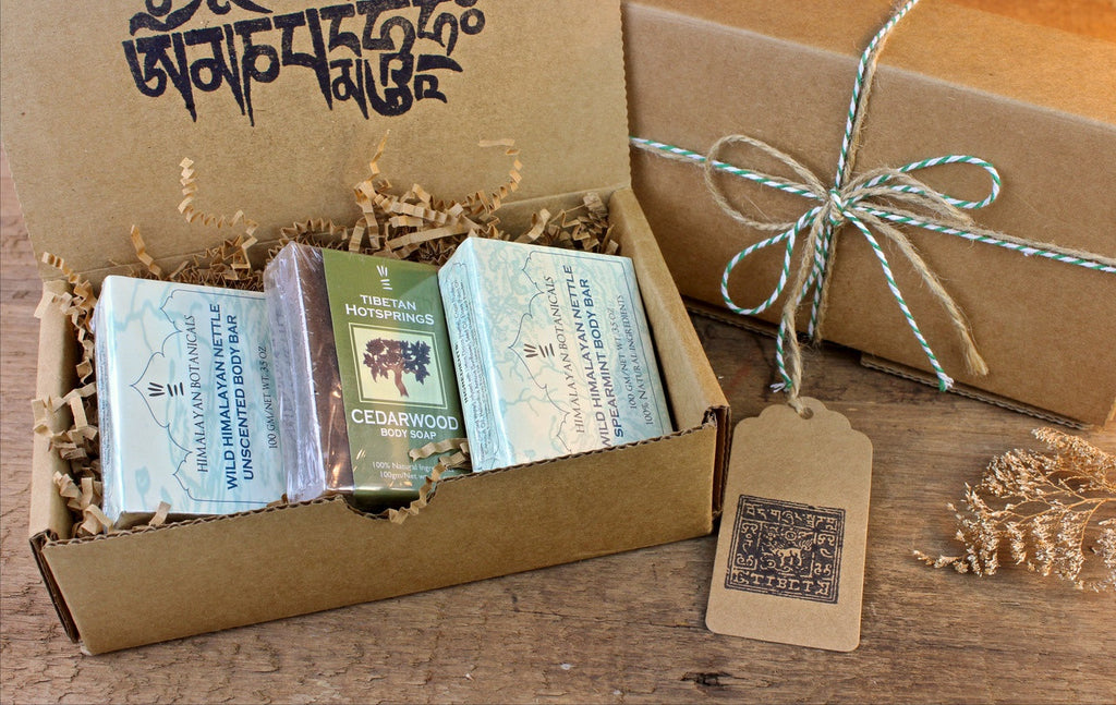 Himalayan Earth Soap Gift Set