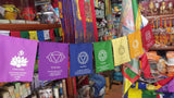 Chakra New Design Prayer Flags